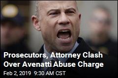 Prosecutors Decide on Avenatti Abuse Charge