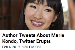 Author's Tweet About Marie Kondo Does Not Spark Joy