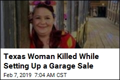 Woman Fatally Shot While Setting Up Garage Sale