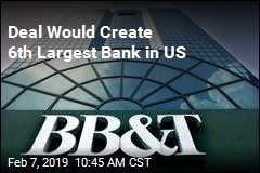 Merger Would Create 6th Largest Bank in US