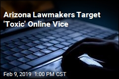 Arizona Lawmakers Target Online Vice