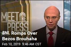SNL Romps Over Bezos Brouhaha