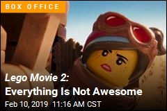 Lego Movie 2: Everything Is Not Awesome