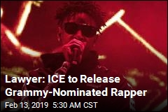 ICE to Release British-Born Rapper 21 Savage