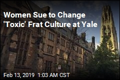 Women Sue to 'Gender Integrate' Yale Fraternities