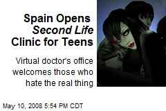 Spain Opens Second Life Clinic for Teens