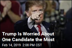 3 Candidates Trump Campaign Is Most Worried About