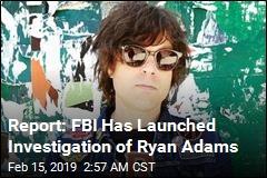 Report: FBI Investigating Ryan Adams Sexting