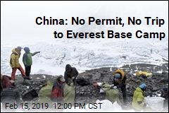 China: No Permit, No Trip to Everest Base Camp