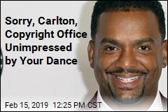 Fresh Prince Star Can't Copyright the 'Carlton'