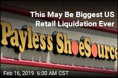 Payless to Liquidate All US Stores
