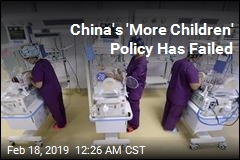 China's 'More Children' Policy Has Failed