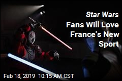 Star Wars Fans Will Love France's New Sport