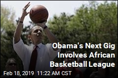 Obama Getting Involved With African Basketball League