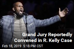 Grand Jury Reportedly Convened in R. Kelly Case