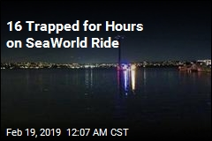 16 Rescued From SeaWorld Ride