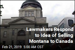 Lawmakers Take Up Issue of Selling Montana