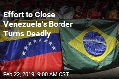 Maduro Said the Border Was Closed. Then, a Death