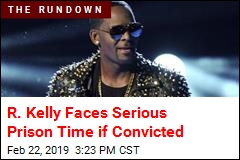 R. Kelly Charged With Sexual Abuse