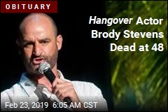 Hangover Actor Brody Stevens Dead at 48