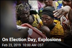 Explosions, Delays Mark Nigerian Election