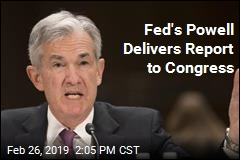 Powell Tells Congress Fed Will Continue to Be 'Patient'