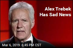 Alex Trebek Has Sad News