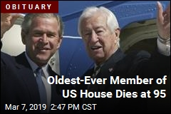 Oldest-Ever Member of US House Dead at 95