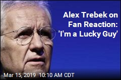 Alex Trebek Thanks Fans for Huge Outpouring