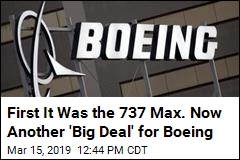 Adding to Boeing's Woes, a Different 'Severe Situation'