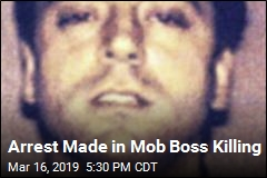 Arrest Made in Mob Boss Killing