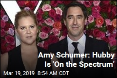 Amy Schumer: Hubby's Brain Is a 'Little Different'