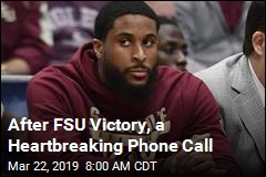 After FSU Victory, a Heartbreaking Phone Call