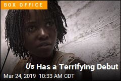 Us Has a Terrifying Debut