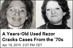 A Years-Old Used Razor Cracks Cases From the '70s