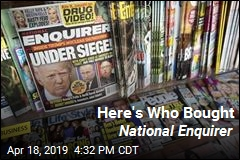 National Enquirer Is Being Sold