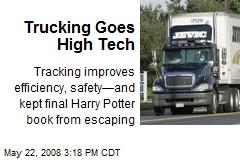 Trucking Goes High Tech