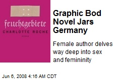 Graphic Bod Novel Jars Germany