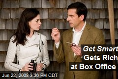 Get Smart Gets Rich at Box Office