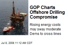 GOP Charts Offshore Drilling Compromise