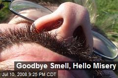 Goodbye Smell, Hello Misery