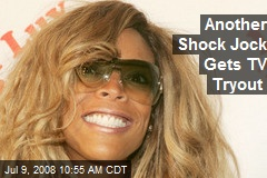 Another Shock Jock Gets TV Tryout