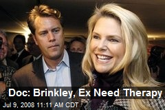 Doc: Brinkley, Ex Need Therapy