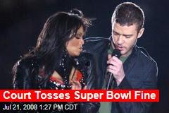 Court Tosses Super Bowl Fine
