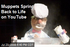 Muppets Spring Back to Life on YouTube