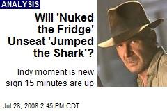 Will 'Nuked the Fridge' Unseat 'Jumped the Shark'?