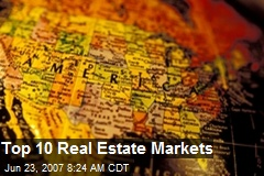 Top 10 Real Estate Markets