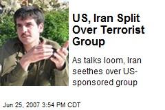 US, Iran Split Over Terrorist Group