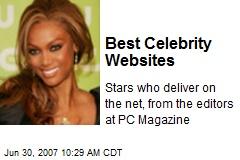 Best Celebrity Websites