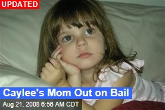 Caylee's Mom Out on Bail